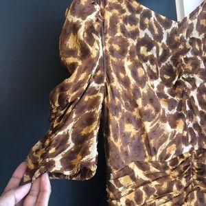 kate spade Dresses - Kate Spade Panthera Clip Dot Dress. Size 0.